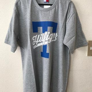 新品 TommyTシャツ グレー