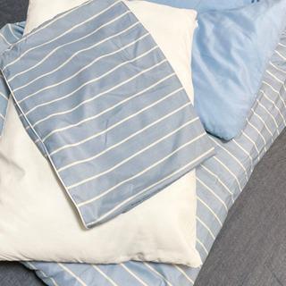 シングル掛布団&枕&枕カバー セット