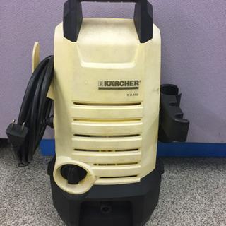【ネット決済・配送可】ケルヒャー  K2 本体のみ ジャンク品