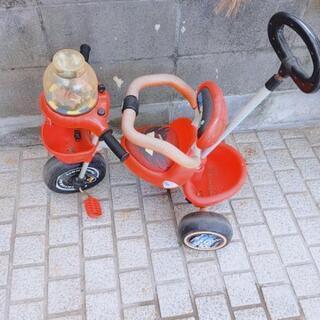 カーズ 三輪車
