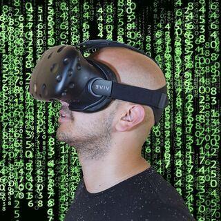 VR体験グループ