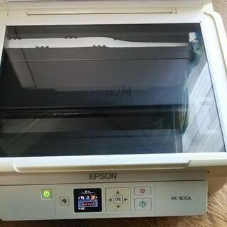 EPSON  PX-405A  プリンター、コピー、スキャナー複合機