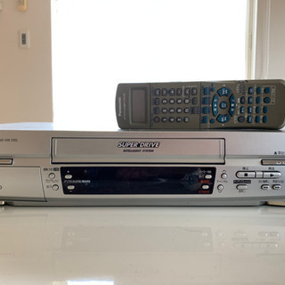 VHSビデオレコーダー