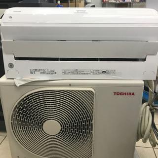 TOSHIBA RAS-F281R(W) 2019年製 ~10畳...