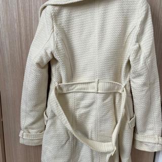 断捨離☆rienda Mサイズ☆ホワイトコート