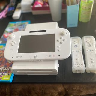 WiiU すぐ遊べるセット!破格!