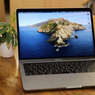 【ネット決済・配送可】【新品同様です】MacBook Pro 1...