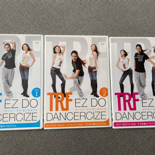 【DVD】 TRF EZ DO DANCE イージー・ドゥ ・ダ...