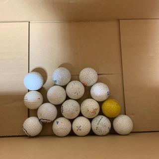 [本日のみ掲載]中古 ゴルフボール 練習用