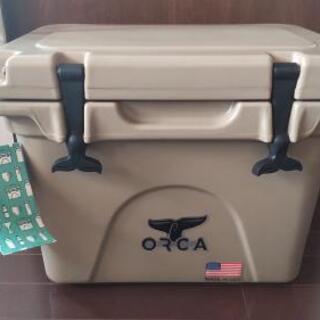 オルカ クーラーボックス 20qt 新品