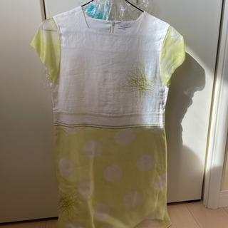 子供服 120~160 ワンピース ダウンコート - 子供用品