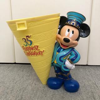 ディズニー ポップコーンバケット 35周年限定!ミッキーマウス