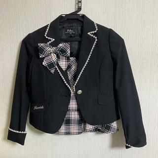 値下げ❗女児用スーツ