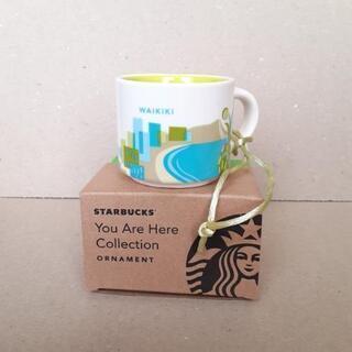 スタバ ミニマグカップ WAIKIKIver