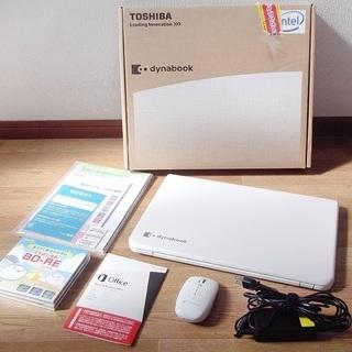 ★ TOSHIBA Dynabook T553/37JW ブルー...