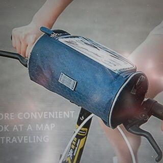 自転車フロントバッグ