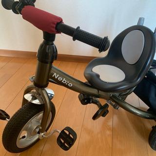 【ネット決済】三輪車(1.5歳〜5歳対象)ほぼ未使用◎値下げ