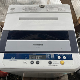 Panasonic  NA-F60B5  2012年製 洗濯機