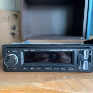 【ネット決済・配送可】動作確認済み Bluetooth  ラジオ