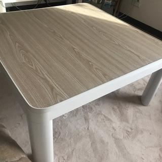 テーブル(こたつとしても使用できます)