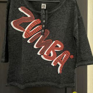 ZUMBA 新品タグ付き TシャツSサイズ