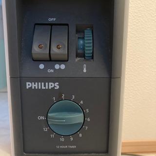フィリップス オイルヒーター