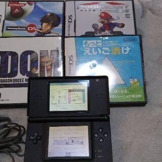 任天堂 DS Lite 黒