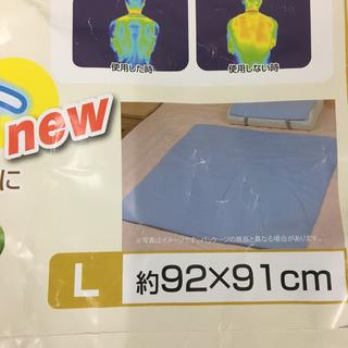 涼感ジェルマット L 約920x910x8mm ジェルパッ…