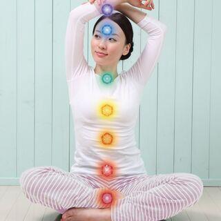 真の健康と幸せと平和に出会う ~チャクラブレイン瞑想~
