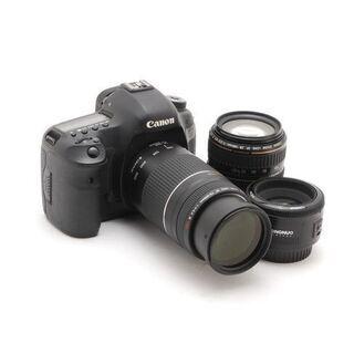 ◆キヤノン 5D マーク3◆ 超望遠300mm トリプルレンズセット - 福岡市