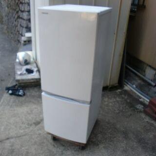 2019年東芝153L2ドア冷蔵庫 中古の画像