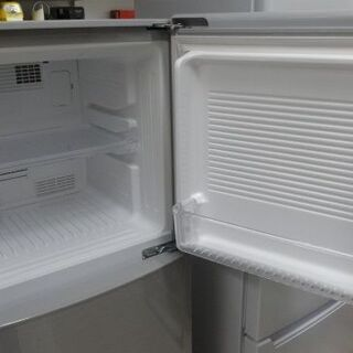 MORITA/モリタ U-ING/ユーイング 2ドア冷蔵庫 140L MR-F140D 2015年製【ユーズドユーズ名古屋天白店】 J606 - 日進市