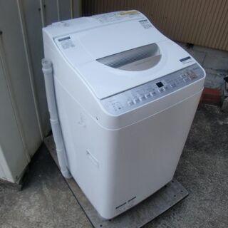 2018年シャープ5.5K 温風乾燥機付き 中古