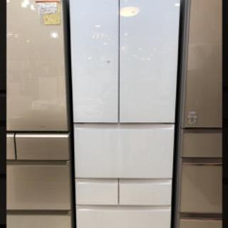TOSHIBA 冷凍冷蔵庫 GR-P460FD(EW)