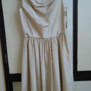 【ネット決済】新品ドレス