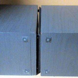 ☆パイオニア Pioneer S-HM50 SPEAKER サテライトスピーカー◆黒木目調のキャビネットで高い質感 - 売ります・あげます
