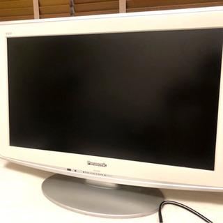 【無料】Panasonic VIERA デジタルハイビジョン 2...