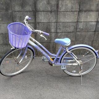(お渡し完了)女の子自転車小学3年生位~