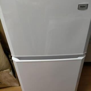 Haier冷蔵庫106リットル