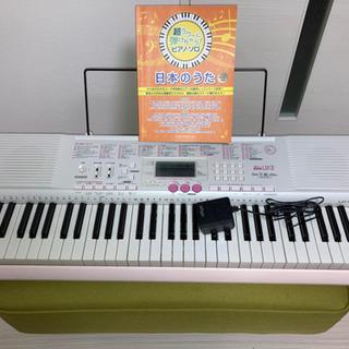 【値段交渉可】CASIO電子ピアノ・キーボード