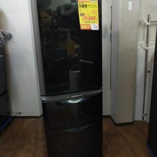 J020★6か月保証★3ドア冷蔵庫★MITSUBISHI  MR...