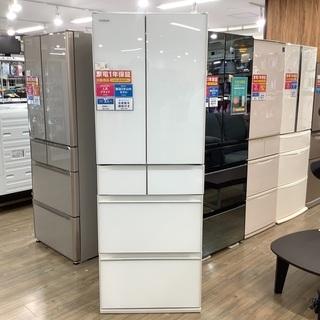 安心の1年保証付き!!2020年製ヒタチの6ドア冷蔵庫!!【トレ...