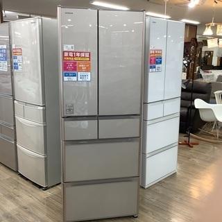 安心の1年保証付き!!2018年製ヒタチの6ドア冷蔵庫!!【トレ...