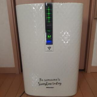 シャーププラズマクラスター加湿空気清浄器