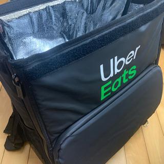 Uber eats用バック