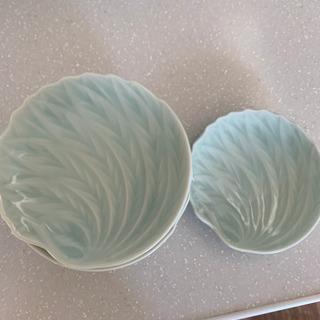小皿 平皿 9枚