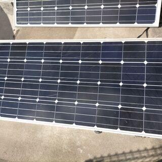 【ネット決済】【お遊びに】ジャンク・ソーラーパネル 150W 1枚