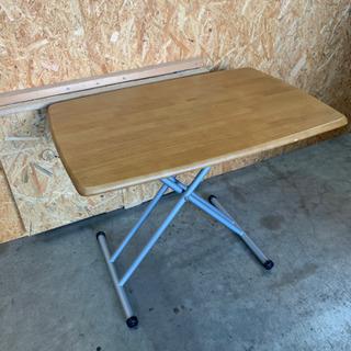 メーカー不明 昇降式テーブル