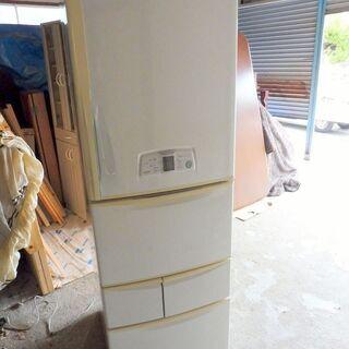 サンヨー 冷凍冷蔵庫SR-42A(H) 415ℓ 中古