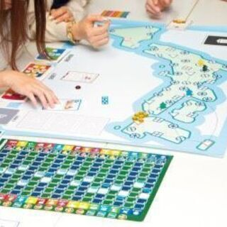 SDGsで世界と繋がろう ~SDGsボードゲーム体験会~